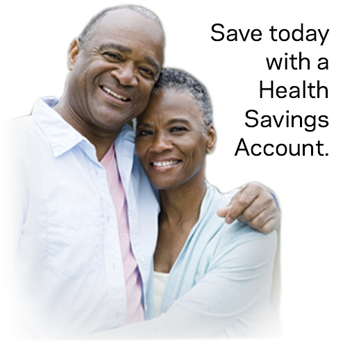 Save today with a Health Savings Account